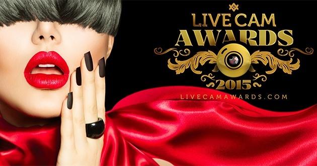 Jasmin nominations at this year's Live Cam Awards